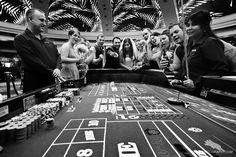 Casino Las Vegas wedding