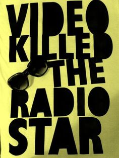 The first video shown by MTV.back when MTV still showed videos. >>> Video Killed The Radio Star - 1981 sang by The Buggles Music Love, Music Is Life, My Music, Mtv Videos, Music Videos, Videos Video, Contemporary Christian Music, Cinema, Soundtrack To My Life