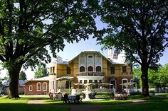 Villa Ammende in Parnu, Estonia - Such a romantic place and great food