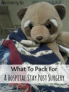 To Pack For A Hospital Stay Post Surgery Whether it is for one night or a week, here are some great tips for What To Pack For A Hospital Stay!Whether it is for one night or a week, here are some great tips for What To Pack For A Hospital Stay! Scoliosis Surgery, Spine Surgery, Acdf Surgery, Kidney Surgery, Preparing For Surgery, Packing Hospital Bag, Surgery Gift, Shoulder Surgery, Shoulder Bags