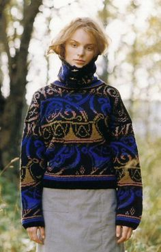 Norsk Strikkedesign | Tichiro - knits and cats