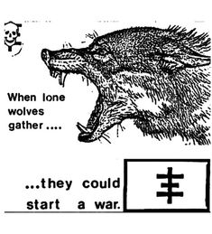 you don't know lone wolf until you've been exiled from a pack. today, three lone wolves started a war against the one who exiled...