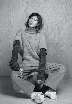valery kaufman by anthony maule for flair january 2015   visual optimism; fashion editorials, shows, campaigns & more! http://spotpopfashion.com/j61v