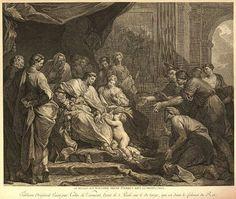 Antikitet-Arber-shqiptar-deshmi-Albert_Vataj-arkiva-memorie-histori_n (75)   Glaucus roi.  d'Illyrie prend.  Pyrrhus sous a.  protection.  1749 - 1816.  (After.  Hyacinthe.  Collin de.  Vermont)