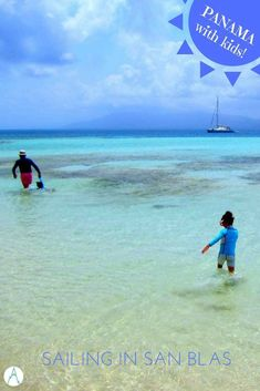 Family Adventure: Sailing in San Blas, Panama with Kids via @farflunglands
