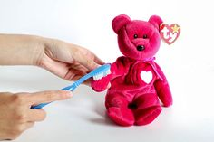 How to Clean a Beanie Baby