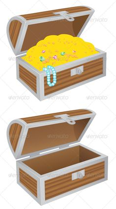 Chest of treasures  #GraphicRiver         Wooden chest of treasures isolated on the white background     Created: 5January12 GraphicsFilesIncluded: TransparentPNG #JPGImage #VectorEPS Layered: No MinimumAdobeCSVersion: CS2 Tags: abundance #beads #box #cartoon #chain #chest #coin #coins #diamond #empty #full #gem #gold #golden #jewelry #jewels #metal #money #object #old #open #opened #pearl #ruby #shine #sparkle #success #treasure #wealth #wooden