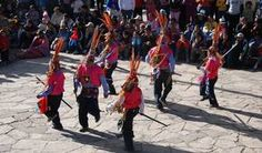 Pisac - fiestas religiosas Peru