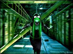 Cyber Escape (-Mistabys) by mistabys.deviantart.com on @DeviantArt