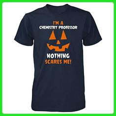 I'm A Chemistry Professor Nothing Scares Me Halloween Gift - Unisex Tshirt - Careers professions shirts (*Amazon Partner-Link)
