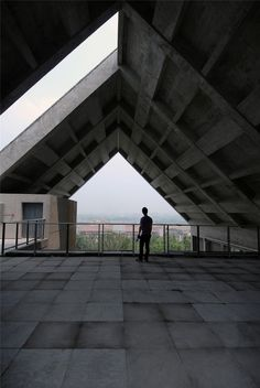 Gallery of Sichuan Fine Arts Institute Library of Huxi / TANGHUA ARCHITECT & ASSOCIATES - 14