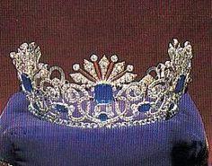 Tiara of Tsaritsa Alexandra Feodorovna of Russia