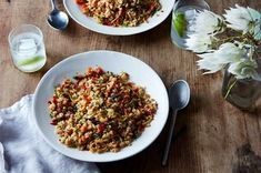 Tofu Scramble Fried Rice Recipe on Food52, a recipe on Food52