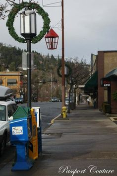 Downtown #Ashland, #Oregon.