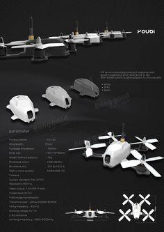 Youbi XV-130 130MM FPV Racer ARF with F3 Integraded 40CH VTX 600TVL CAM 4 IN 1 BLHeli-S 20A ESC Sale - Banggood.com