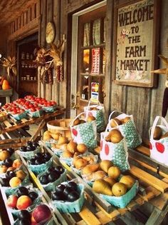 would love a small market/vegetable stand to be within walking distance of my cabin in the woods :) to be isolated without really being isolated