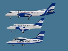 Aerolineas Sosa    SAAB SF340, British Aerospace Jetstream JS31, and L-410.