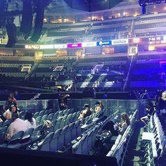 You all seem ready! #purpose #justinbieber #SanJose #purposetoursanjose #purposetour #purposetour2016