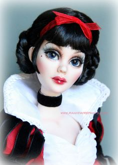 My favorite doll in my collection- repaint by John Maglio-Bad Dream A - 1