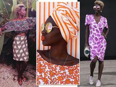Loo Nascimento (@loo_ana) - Autêntica e fã de estampas, ela arrasa tanto nos looks compartilhados no Instagram e sempre surpreende à frente da marca Dresscoração
