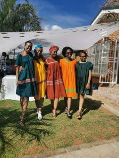 Pedi Traditional Attire, Sepedi Traditional Dresses, African Traditional Wedding, Traditional Fashion, African Wedding Attire, African Weddings, African Attire, African Wear, African Dress
