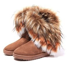 BeingStyle | NOT100 Womens Snow Boots For Winter Ankle Boot Booties | #whatwomenwear #boots