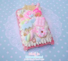 Decoden case shell for all mobile phone kawaii por CialiKawaiiland