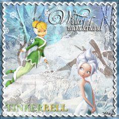 Tinkerbell Winter