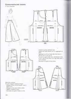 super Ideas for sewing clothes women dresses costura Skirt Patterns Sewing, Sewing Patterns Free, Clothing Patterns, Sewing Clothes Women, Sewing Pants, Skirt Sewing, Modelista, Creation Couture, Pants Pattern