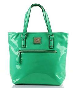 a438992c1f Noble Mount Buttermade Everyday Tote Handbag - Aqua Green  Sale   39.99   Click