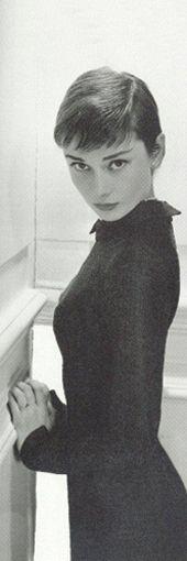 Audrey Hepburn, wat een mooie vrouw...