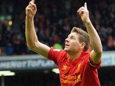 Liverpool FC vs Manchester United fans' player ratings. Steven Gerrard
