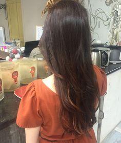 magnifique chevelure avec la coloration vgtale marcapar - Coloration Vgtale Marcapar