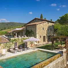 Vacation Villa in Radda In Chianti Siena Toscana, Tuscany, European Summer, Italian Summer, Places To Travel, Places To Go, Villas, Summer Dream, Northern Italy
