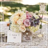 Let's face it, wedding planning can become a stressful process and may become overwhelming. So to our lovely brides-to-be, we encourage you to stop and smell the roses- who knows, you might get some inspiration out of it. After all, we're in the business of encouraging fun wedding planning- so to help guide you through read more...