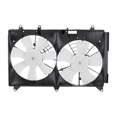 Four Seasons 75202 Cooling Fan Assembly