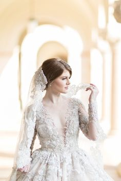 58b0e5462f Ysa Makino wedding dress  weddingdress  bride  weddingplanning  weddingday   longsleeveweddingdress Houston Tx