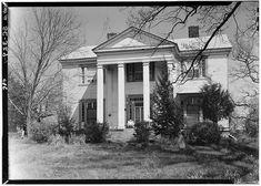Montpelier Plantation - Anderson County, South Carolina