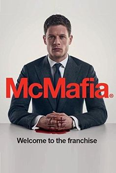 MCMAFIA (AMC/BBC One-February 26, 2018) a global crime thriller created by Hossein Amini, James Watkins. Based on the novel by Misha Glenny. The English-raised son of Russian exiles with mafia ties is drawn into the world of international crime he has spent his life trying to escape. Directed by James Watkins. Shown on AMC, BBC One Networks. Exec. Producers: Nick Marston, Dixie Linder, Robyn Slovo.