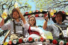 Outubro é mês de Oktoberfest por todo o Rio Grande do Sul