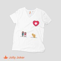 Ordena para tu grupo, camisetas de Enfermería personalizadas jollyjoker.co