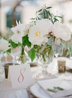 Photography: Jose Villa Photography - josevillaphoto.com  Read More: http://www.stylemepretty.com/2015/02/26/spring-santa-barbara-wedding-at-villa-sevillano-part-ii/