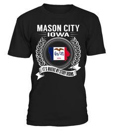 Mason City, Iowa - It's Where My Story Begins #MasonCity