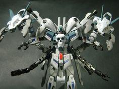 "[G-Work of the Day] 1/144 HGBF Crossbone Gundam Maoh ""Drache Traverser"" Interesting Work by Kusganie- Mukan no Full Photoreview No.24 Hi Res Images, Full Info http://www.gunjap.net/site/?p=212566"