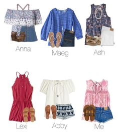 """""""me and my sisters spring outfits"""" by ponyboysgirlfriend ❤ liked on Polyvore featuring Miss Selfridge, Hollister Co., Etro, Monki, Rebecca Taylor, Abercrombie & Fitch, M&Co, Billabong, Birkenstock and MIA"""
