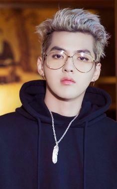 "Képtalálat a következőre: ""kris wu exo"" Park Chanyeol, Baekhyun, Exo Ot12, Chanbaek, Exo Exo, Kris Wu, Wattpad, Fanfiction, Rapper"