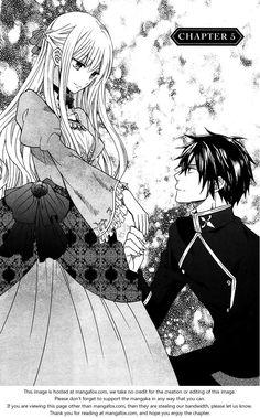 Okobore Hime to Entaku no Kishi 5
