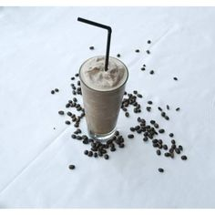 DIY Frozen Coffee Drinks at Home (Chocolate Milkshake Ninja) Coffee Milkshake, Chocolate Milkshake, Chocolate Syrup, Hot Chocolate, Oreo Shake, Kefir, Frozen Coffee Drinks, Mocha Frappuccino, My Coffee