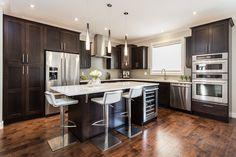 Interior Design, Kitchen, Table, Furniture, Home Decor, Interiors, Nest Design, Cooking, Decoration Home