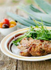 Receta de pollo asado para Crock Pot